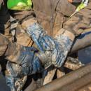 Mineral exploration drill sampling